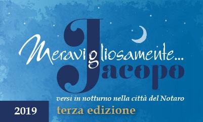 Mesavigliosamente Jacopo Ed. 2019