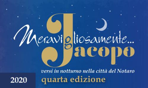 Mesavigliosamente Jacopo Ed. 2020